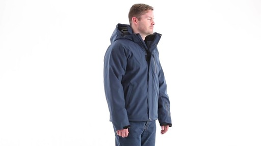 Guide Gear Men's Siberian Jacket 360 View - image 2 from the video