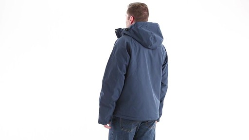 Guide Gear Men's Siberian Jacket 360 View - image 5 from the video