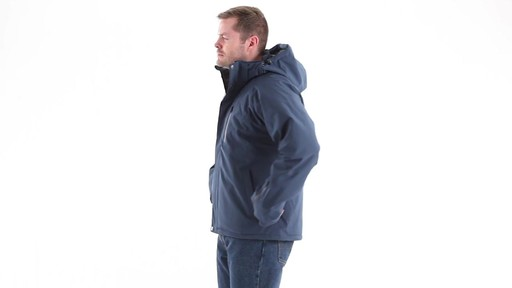 Guide Gear Men's Siberian Jacket 360 View - image 6 from the video