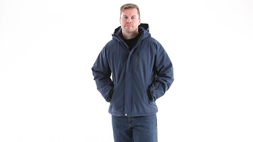 Guide Gear Men's Siberian Jacket 360 View - image 7 from the video