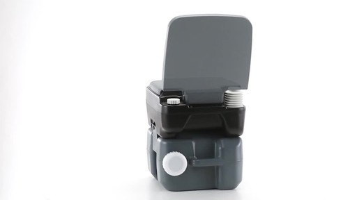 Reliance Flush-N-Go 1020T Portable Toilet 360 View - image 4 from the video