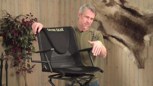 Guide Gear Comfort Swivel Blind Chair - image 7 from the video