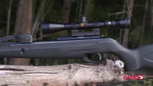 Gamo Swarm Maxxim Air Rifle Break Barrel .177 Caliber 19.9