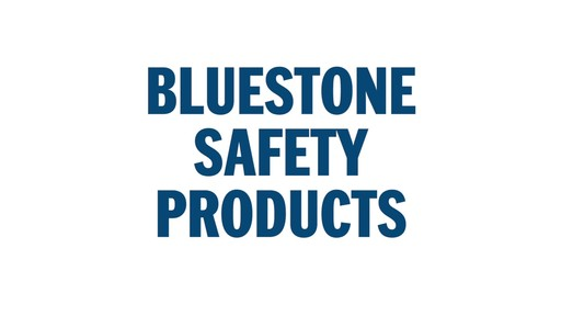Blue Stone Level 3A Professional Full-Wrap Bullet Protection Vest - image 10 from the video