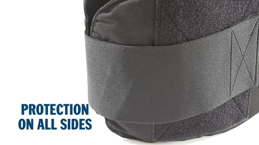 Blue Stone Level 3A Professional Full-Wrap Bullet Protection Vest - image 4 from the video