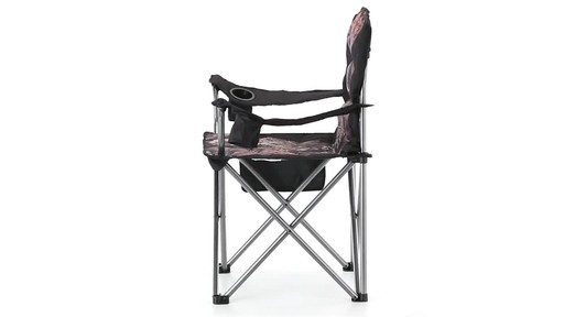 Guide Gear Mossy Oak Break-Up COUNTRY Oversized King Chair 500-lb.Capacity 360 View - image 1 from the video