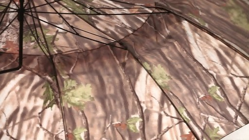 Guide Gear Camo Umbrella Blind - image 1 from the video