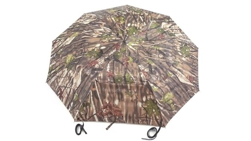 Guide Gear Camo Umbrella Blind - image 4 from the video