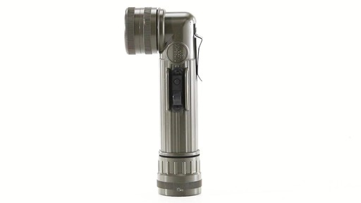 U.S. Military Surplus MX-991 Flashlight New 360 View - image 10 from the video