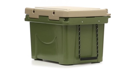 Guide Gear 60 Quart Cooler 360 View - image 6 from the video