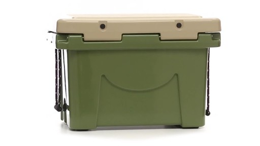 Guide Gear 60 Quart Cooler 360 View - image 8 from the video