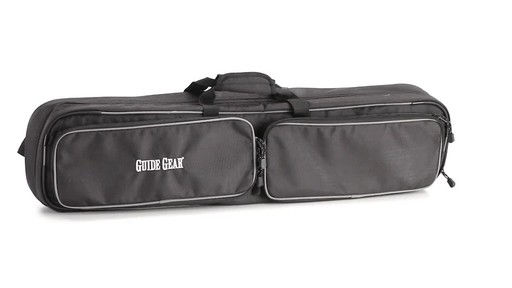 Guide Gear Ice Fishing Rod Case 6-Rod 360 View - image 2 from the video