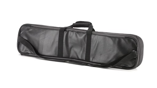 Guide Gear Ice Fishing Rod Case 6-Rod 360 View - image 6 from the video