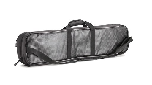 Guide Gear Ice Fishing Rod Case 6-Rod 360 View - image 8 from the video