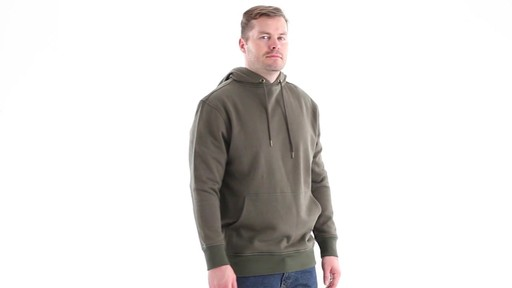 Guide Gear Men's Thermal-Lined Hoodie 360 View - image 2 from the video