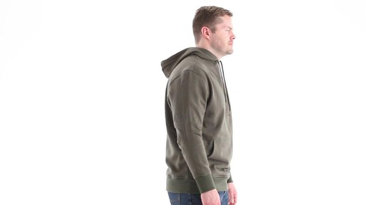 Guide Gear Men's Thermal-Lined Hoodie 360 View - image 3 from the video