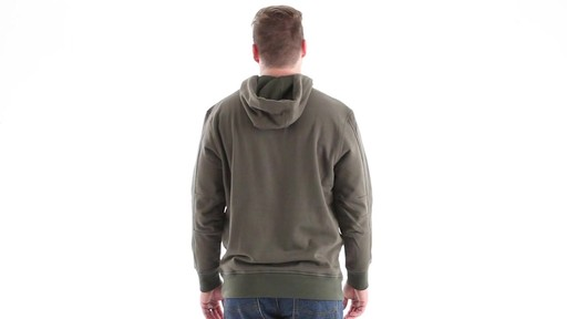Guide Gear Men's Thermal-Lined Hoodie 360 View - image 5 from the video