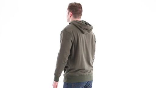 Guide Gear Men's Thermal-Lined Hoodie 360 View - image 6 from the video