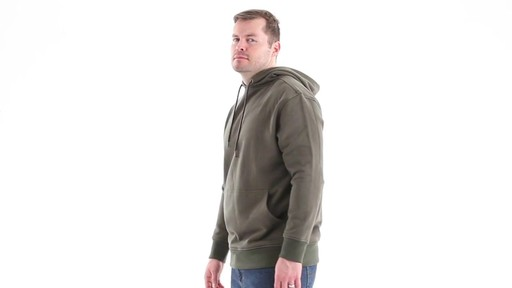 Guide Gear Men's Thermal-Lined Hoodie 360 View - image 7 from the video