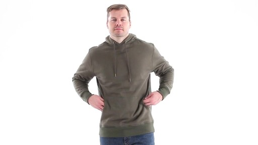 Guide Gear Men's Thermal-Lined Hoodie 360 View - image 9 from the video