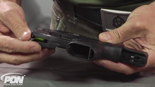 Viridian R5-PM45 Green Laser Sight Kahr .45 ACP - image 4 from the video