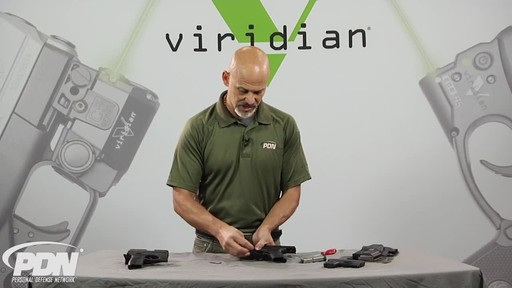 Viridian R5-PM45 Green Laser Sight Kahr .45 ACP - image 5 from the video