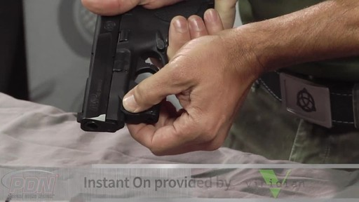 Viridian R5-PM45 Green Laser Sight Kahr .45 ACP - image 7 from the video