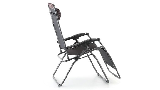 Guide Gear Oversized Mossy Oak Break-Up COUNTRY Zero-Gravity Chair 500 lb. 360 View - image 4 from the video