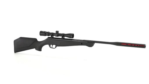 Crosman Redtail Nitro Piston Break Barrel Air Rifle .177/.22 Caliber 4x32mm Scope 360 View - image 6 from the video
