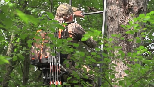 Guide Gear 15' Ladder Tree Stand - image 1 from the video