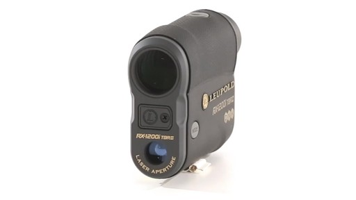 Leupold RX-1200i with DNA Rangefinder 360 View - image 1 from the video