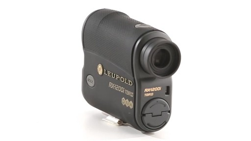 Leupold RX-1200i with DNA Rangefinder 360 View - image 8 from the video