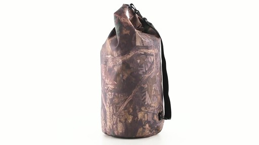 Guide Gear Roll-Top Waterproof Dry Bag 60 Liter 360 View - image 7 from the video