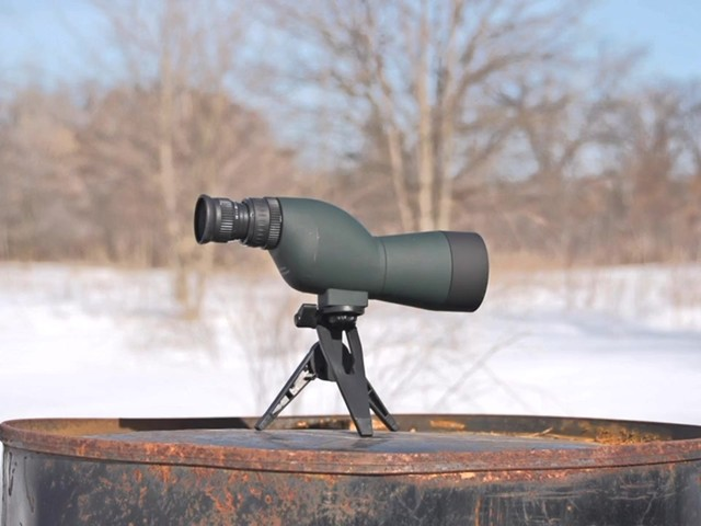 NcSTAR® 15 - 40x50 mm Zoom Compact Spotting Scope - image 8 from the video