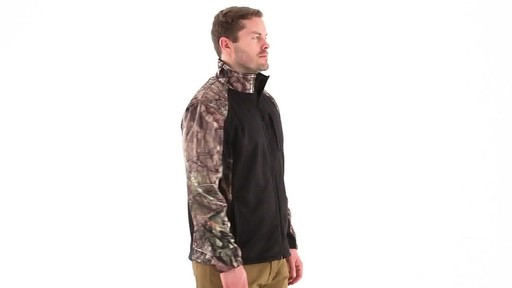 Guide Gear Men's Silvercliff Softshell Jacket 360 View - image 1 from the video