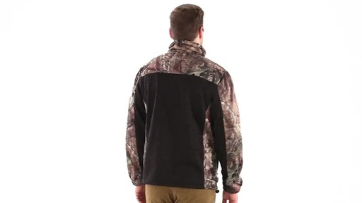Guide Gear Men's Silvercliff Softshell Jacket 360 View - image 3 from the video