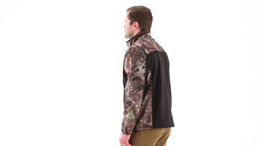 Guide Gear Men's Silvercliff Softshell Jacket 360 View - image 5 from the video