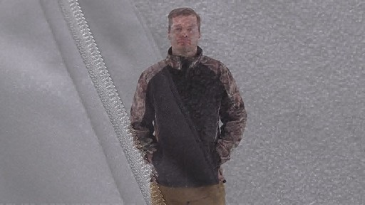 Guide Gear Men's Silvercliff Softshell Jacket 360 View - image 8 from the video