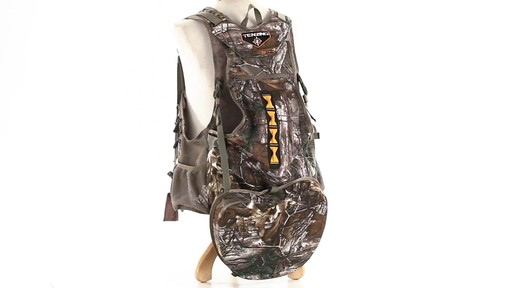 Tenzing TZ TV14 Turkey Vest Realtree Xtra - image 2 from the video