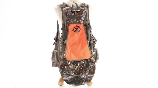 Tenzing TZ TV14 Turkey Vest Realtree Xtra - image 8 from the video