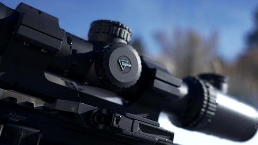 Trijicon AccuPower Rifle Scope  - image 1 from the video