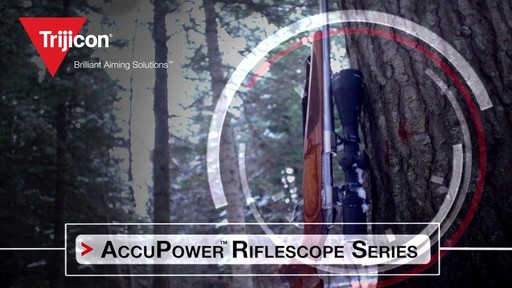 Trijicon AccuPower Rifle Scope  - image 10 from the video