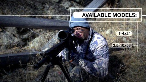 Trijicon AccuPower Rifle Scope  - image 8 from the video