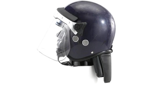BRI POLICE RIOT HELMET 360 View - image 10 from the video