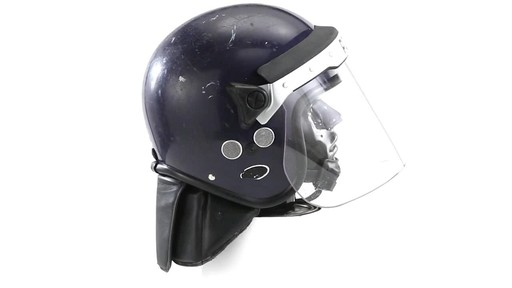 BRI POLICE RIOT HELMET 360 View - image 5 from the video