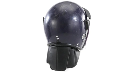 BRI POLICE RIOT HELMET 360 View - image 7 from the video