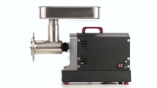 Guide Gear Series #32 1.5hp Electric Commercial-Grade Meat Grinder 360 View - image 10 from the video