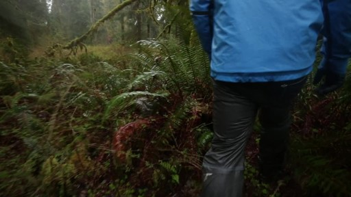 Columbia Men's OutDry Hybrid Waterproof Jacket - image 2 from the video