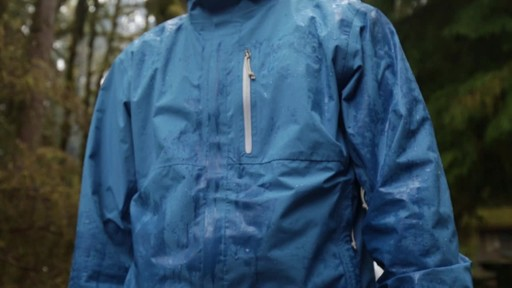 Columbia Men's OutDry Hybrid Waterproof Jacket - image 3 from the video