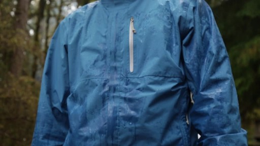 Columbia Men's OutDry Hybrid Waterproof Jacket - image 4 from the video